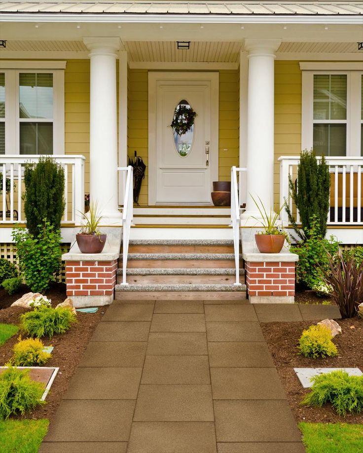 34 Best Exterior Front Doors Images On Pinterest