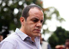 Cuauhtémoc Blanco piensa buscar gubernatura en Morelos