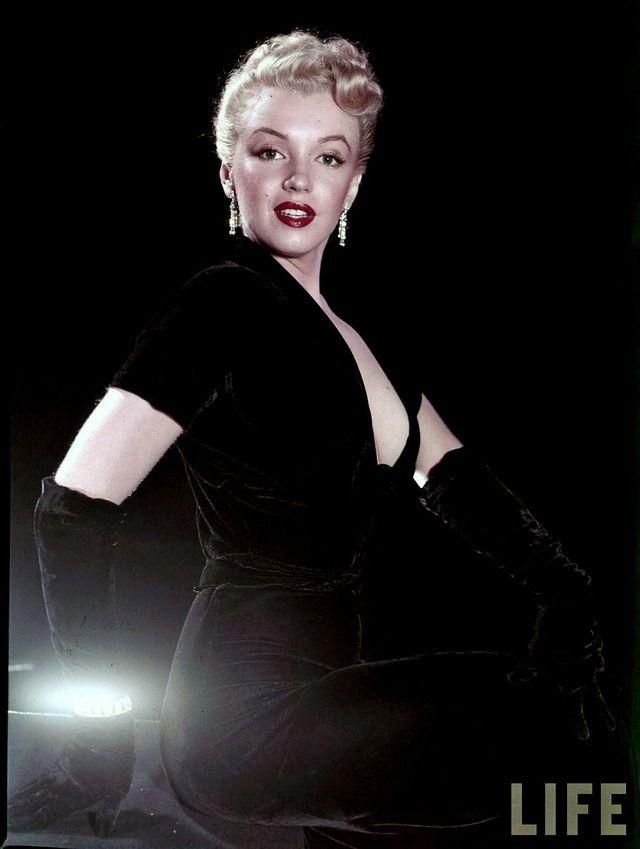 Marilyn Monroe for Life magazine