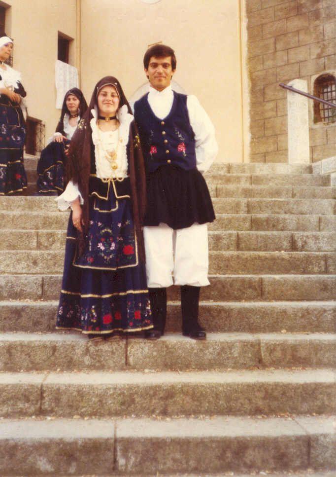 Sandrina e Ignazio