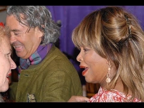 "Tina Turner - ""Beyond"" Launch Party - Zurich (May 2014) - YouTube"