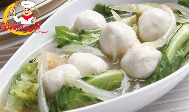 Resep Sup Bakso, Resep Jamuan, Club Masak