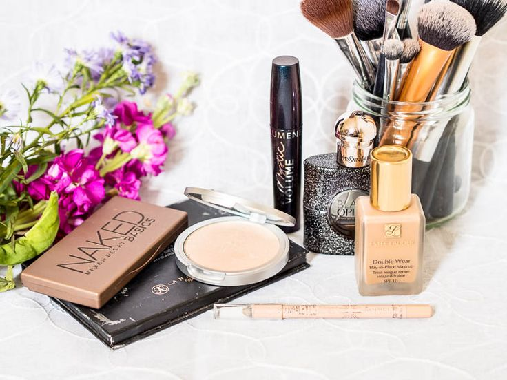 7 Make Up Bag Staples