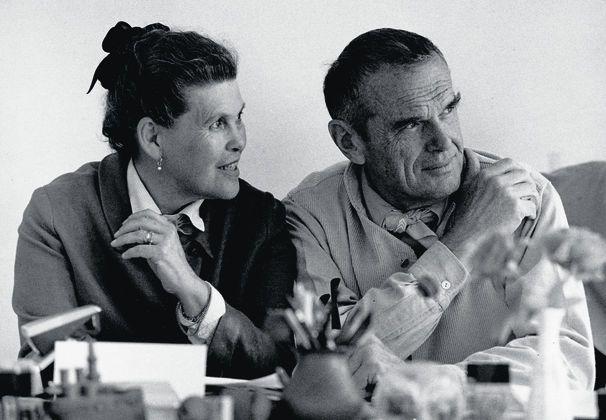 Charles & Ray Eames. via Vitra.