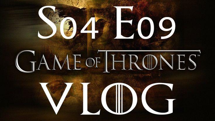 Iata si analiza mea pentru episodul 9 din sezonul 4 Game of Thrones!