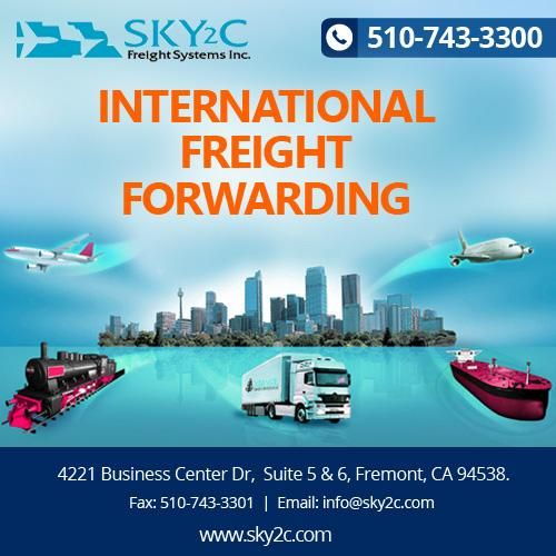 Express #FreightForwardingCompany services from and to USA through Air and Ocean. http://goo.gl/QVYV3P #FreightForwarding