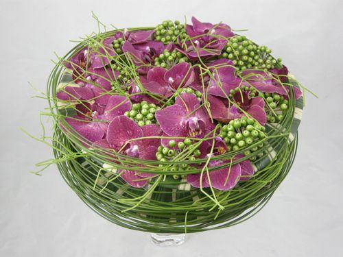 Orchid inspiration ~ David Ragg florist - Floral Design