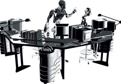 Os robôs são bons chefes: as vantagens de entregar algumas decisões aos computadores (Foto: Getty Images) http://epocanegocios.globo.com/Inteligencia/noticia/2015/02/os-robos-sao-bons-chefes.html