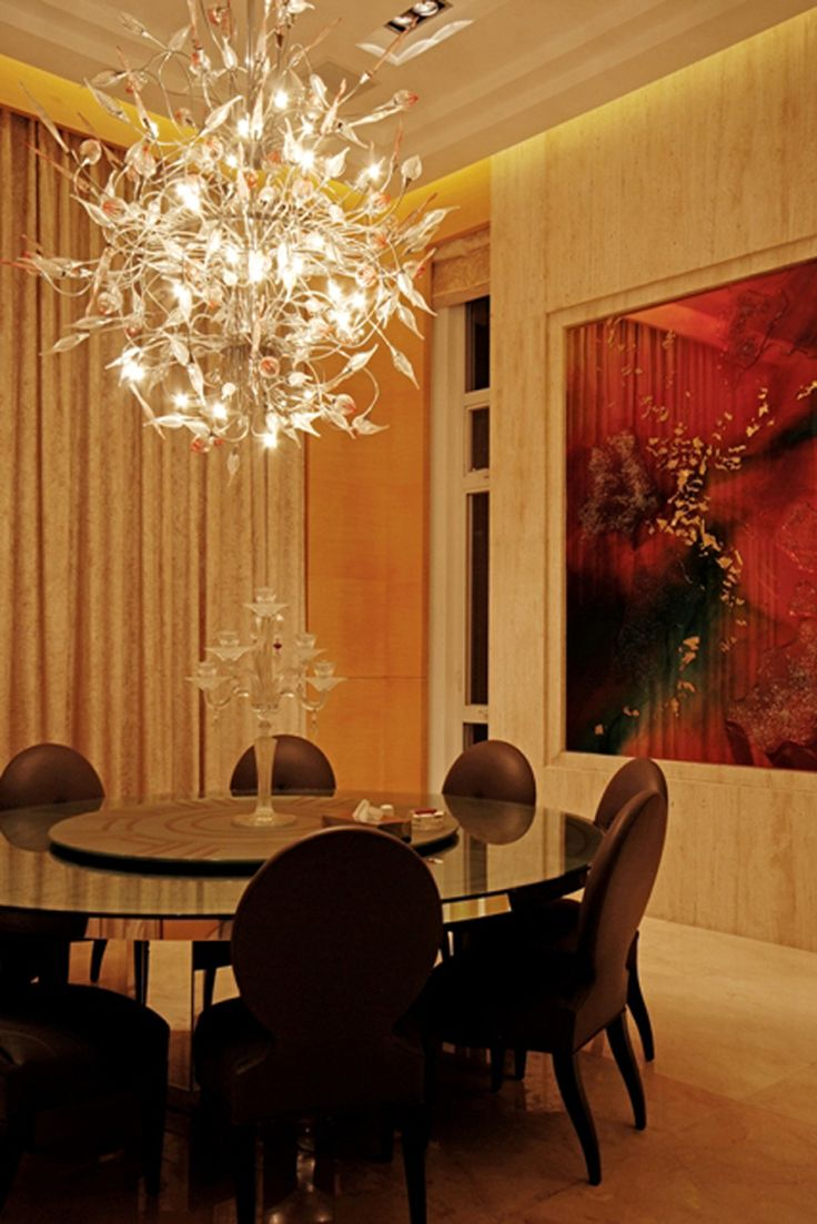 Ancient chinese home interior - Awesome Modern House Dining Room Interior Design In China By Thomas Chan