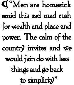 Motto by Elbert Hubbard of the Roycrofters
