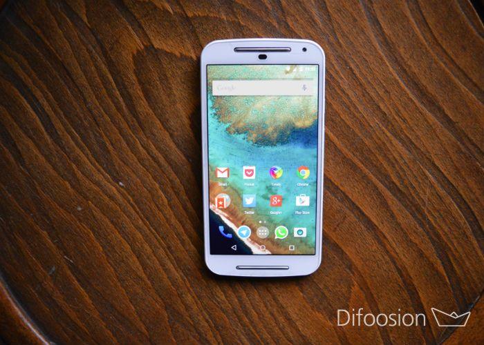 Sabías que Motorola Moto G de tercera generación podría ser personalizado mediante el Moto Maker
