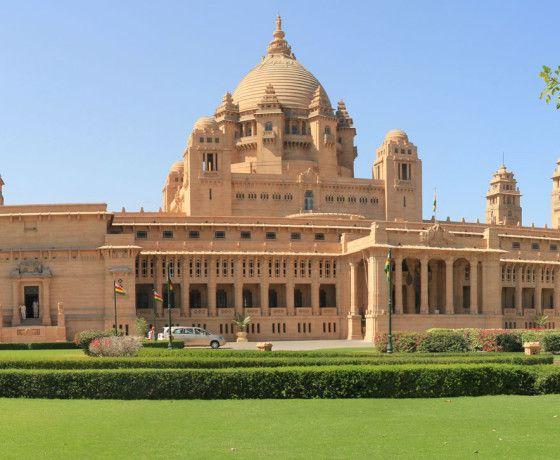 Umaid Bhawan Palace, Jodhpur - Rajasthan