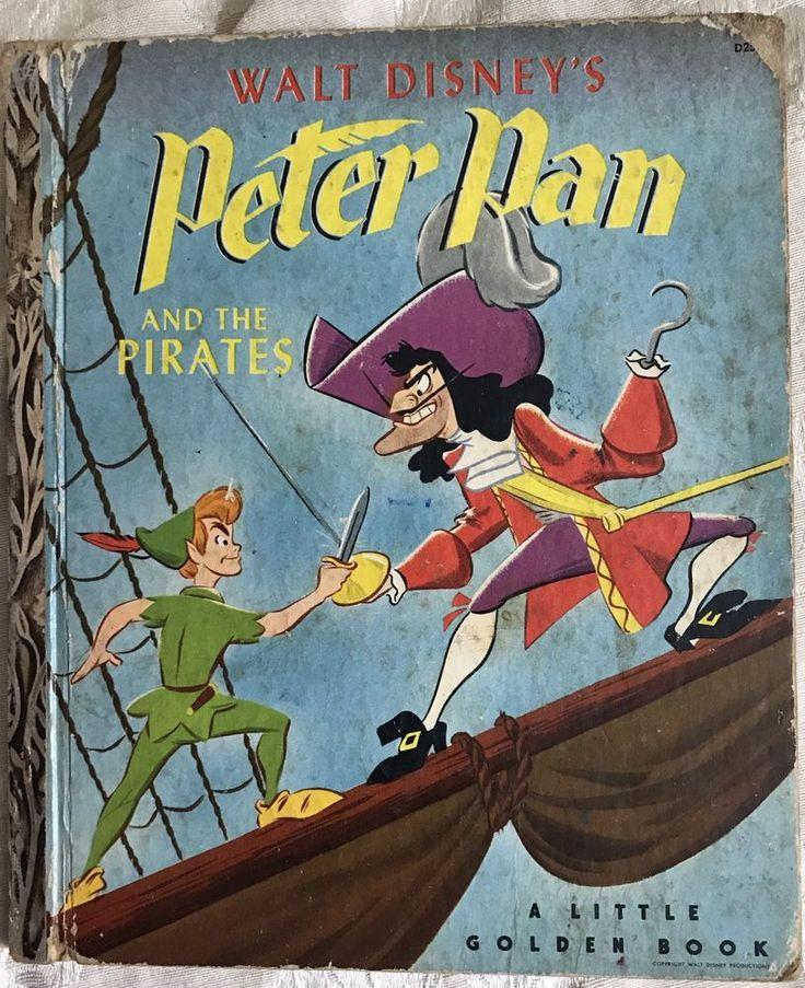 Disney Doppelgangers Pirates Edition: 149 Best Little Golden Books Images On Pinterest