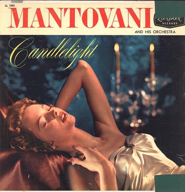 Mantovani - Candlelight
