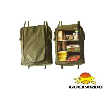 Armário dobrável portátil p/ camping (FA0300) - Guepardo