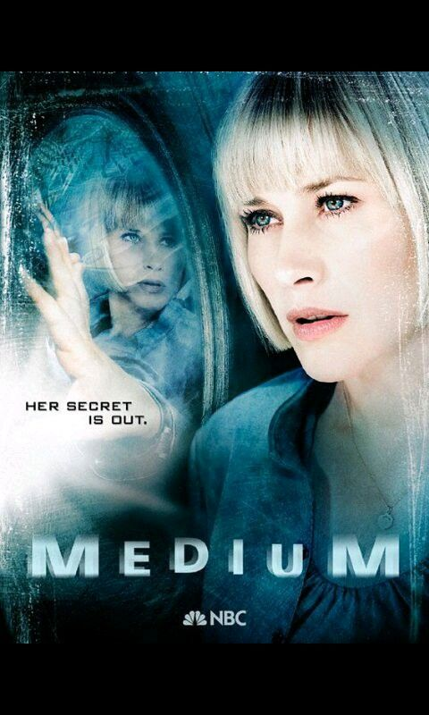 """Medium"" #television #series #NBC"