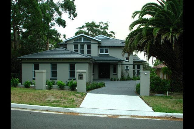 Luxury Home Builders - Chateau Architects + Builders Sydney