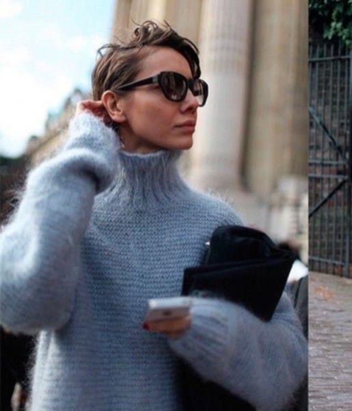 """Как правильно """"организовать"""" оверсайз: ru_knitting"""