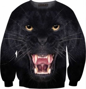 Panther! www.smoooothclothing.com