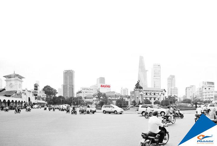 Bảng quảng cáo Sanyo - 121 Lê lợi, Phường Bến Thành, Quận 1, Tp. HCM