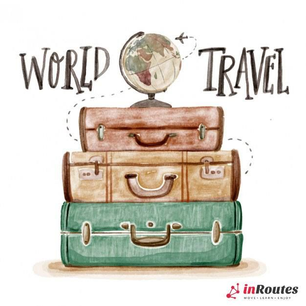 Você é daqueles que corre fazer as malas para viajar no feriado? Faça as malas e explore o mundo!!!