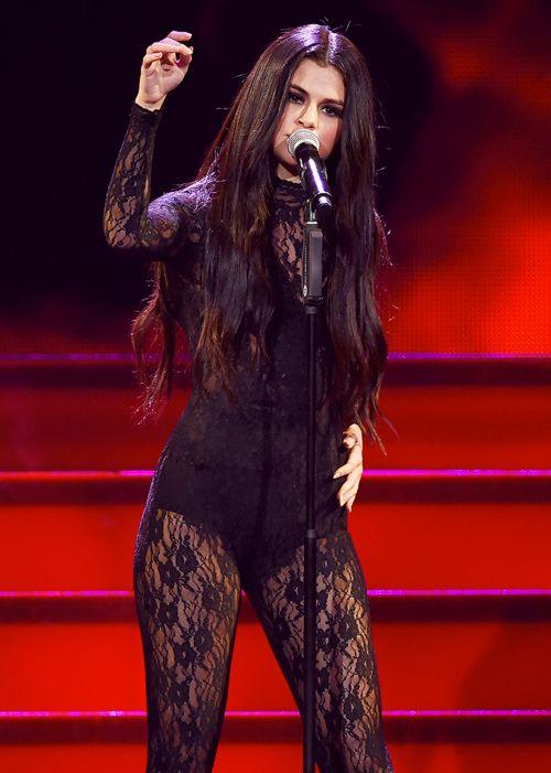 Selena Gomez attends 102.7 KIIS FM's Jingle Ball 2015, December 4th