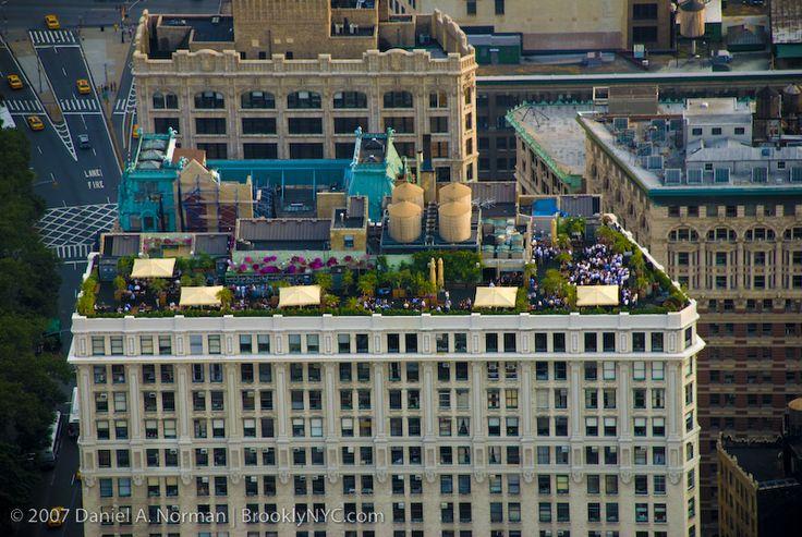 NY rooftop