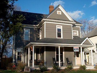 32 best House Color images on Pinterest