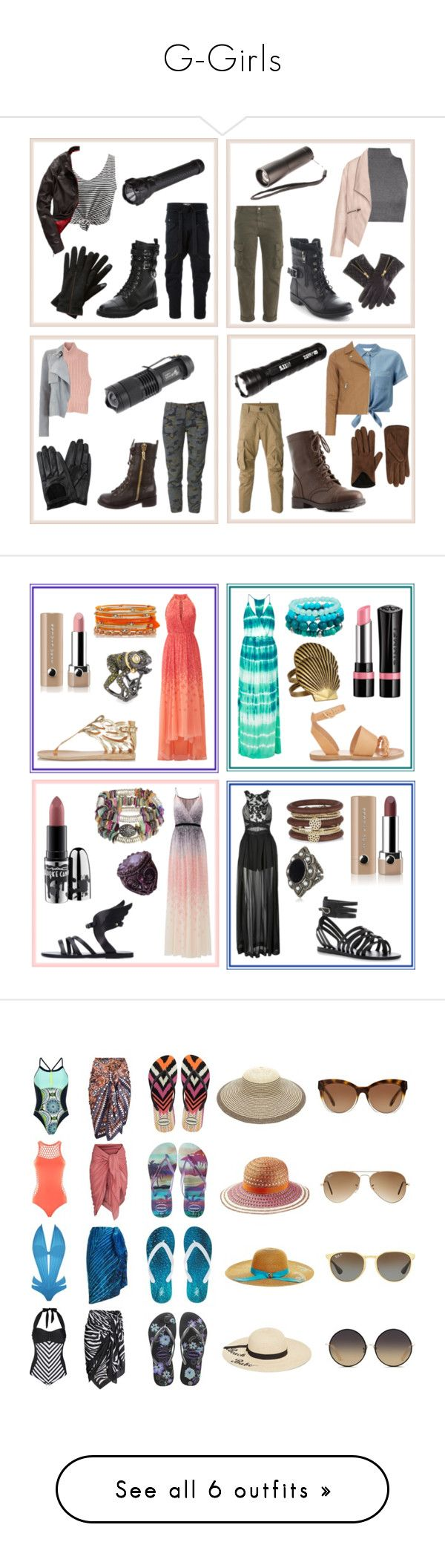 """G-Girls"" by cianne-hale on Polyvore featuring Miss Selfridge, Diesel Black Gold, Mint Velvet, Zizzi, Dorothy Perkins, Superdry, STELLA McCARTNEY, Veronica Beard, Faith Connexion and Dsquared2"