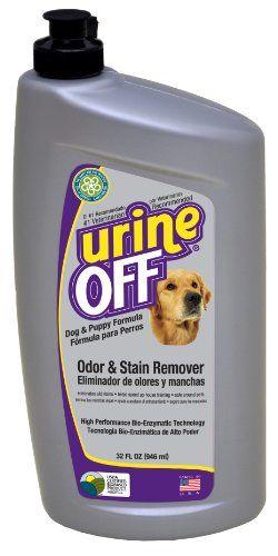 Urine Off Détachant et traitement anti-odeur pour chiens et chiots avec Embout spécial tapis 946ml #Urine #Détachant #traitement #anti #odeur #pour #chiens #chiots #avec #Embout #spécial #tapis #ml