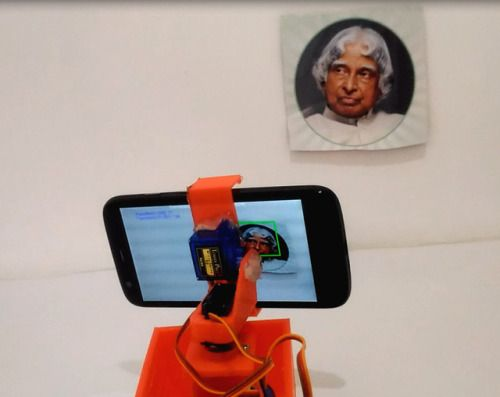 Noted: Real Time Face Tracking using ArduinoIn this project the...