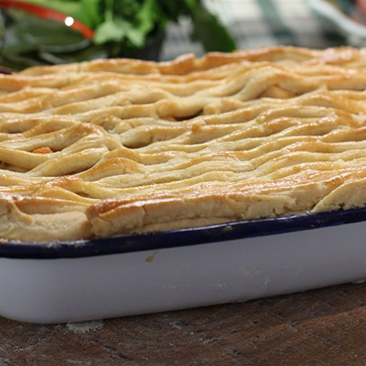 Chicken Leek Pie Recipe Curtis Stone
