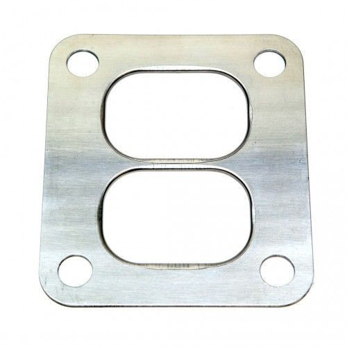 BLOX Racing MLS 4-Bolt T4 Turbo Flange Divided Exhaust Manifold Gasket