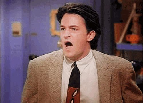 """""""Monica should have ended up with Richard, not Chandler."""" 