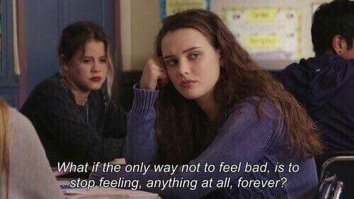 Image de 13 reasons why, hannah baker, and quote