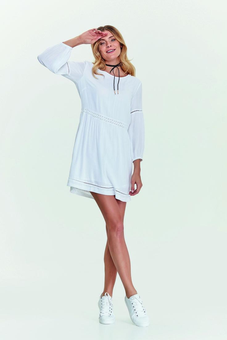 choker trends trendalert Top Secret ss17 white dress