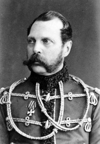Tsar Alexander II 1818-1881