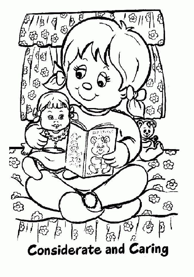 pajamas articles girl scout coloring pages how to print your az coloring pages