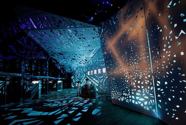 EXHIBITION IN POLISH PAVILION EXPO 2010 / WWAA ARCHITECTS / SHANGHAI, CHINA