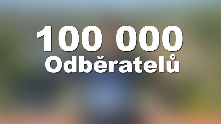 100 000 Odběratelů!
