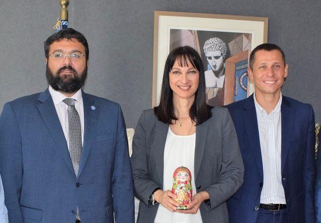 Russian Athletics Federation Eyes Greece as Sports Tourism Destination