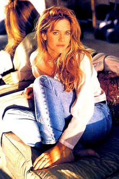 Meg Ryan - when she was young and beautiful