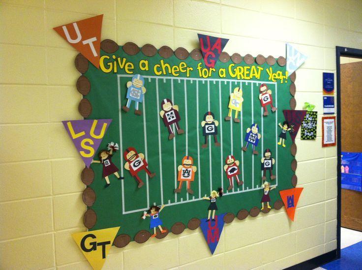 Football Bulletin Board Ideas - Bing Images