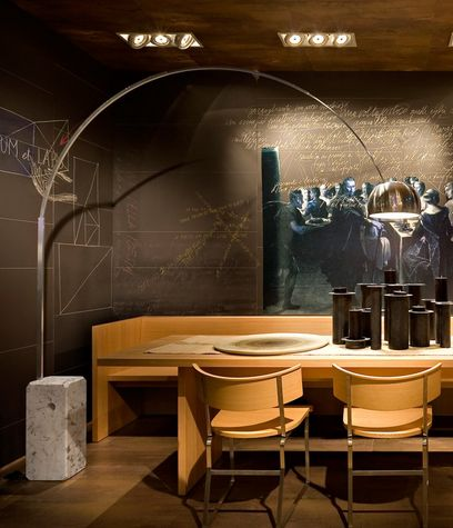 Arco Floor Lamp - Incandescent: Remodelista