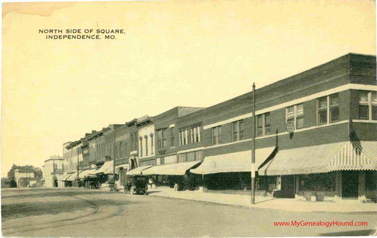 Woodland Road Kansas City Mo