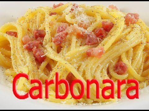 Спагетти карбонара | Итальянская кухня | Гениальная кулинария - Рецепты вкусных и полезных блюд