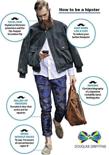 "How to be a hipster. The Urban Dictionary defines hipsters as ""a subculture of men and women, typically in their 20s and 30s, that value independent thinking, counter-culture, progressive politics""."