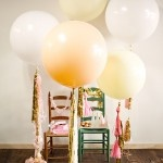 Geronimo Balloons adds a special touch to any party.: Large Balloon, Geronimo Balloon, Giant Balloon, Birthday Balloon, Geronimo Ballon, Big Balloon, Balloon Tassels, Parties Parties, Round Balloon