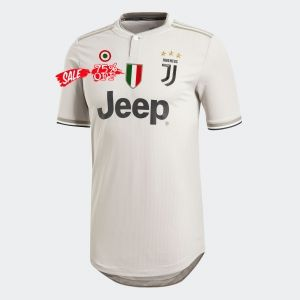 a7920b79670 2018-19 Cheap Jersey Juventus With Patches Away Replica White Shirt  CFC751