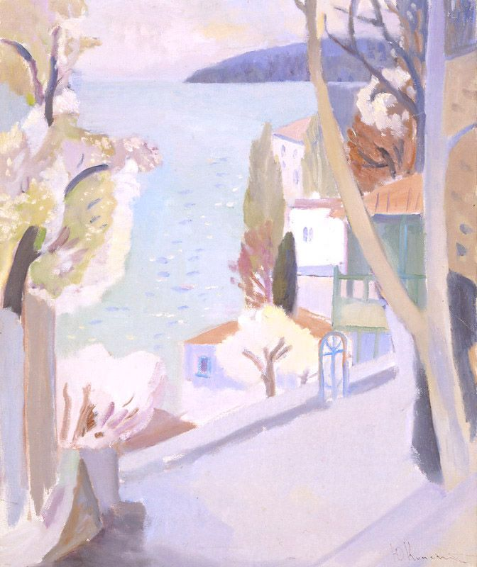 Spring on south Yuri Konstantinov